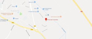 carte google maps crossfitwip | crossfitwip.com
